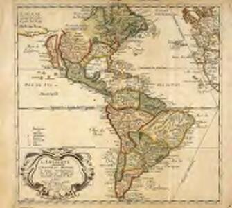 L'Ameriqve autrement le Novveav Monde et Indes Occidentales