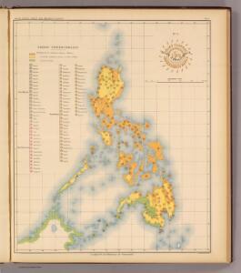 No. 3.  Mapa Etnografico.