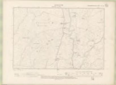 Kirkcudbrightshire Sheet XV.SE - OS 6 Inch map