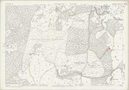 Lancashire VIII.16 (includes: Cartmel Fell; Staveley; Upper Allithwaite) - 25 Inch Map
