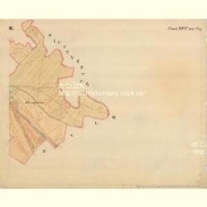 Mitzmanns - m1778-1-003 - Kaiserpflichtexemplar der Landkarten des stabilen Katasters