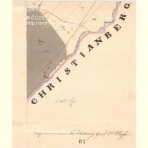Haberles - c5610-1-006 - Kaiserpflichtexemplar der Landkarten des stabilen Katasters
