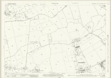 Lincolnshire XIII.11 (includes: Habrough; Immingham; South Killingholme) - 25 Inch Map