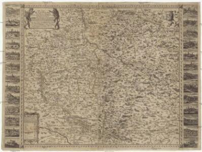 Bohemia in suas partes geograph. distinc