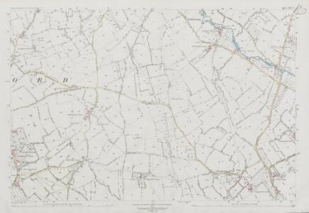 Somerset XII.9 (includes: Chew Magna; Chew Stoke; Winford) - 25 Inch Map