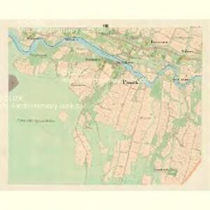Piosek - m2289-1-007 - Kaiserpflichtexemplar der Landkarten des stabilen Katasters