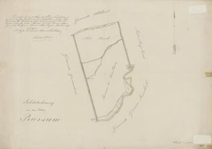 Polder Peursum, gemeente Peursum en Ottoland.