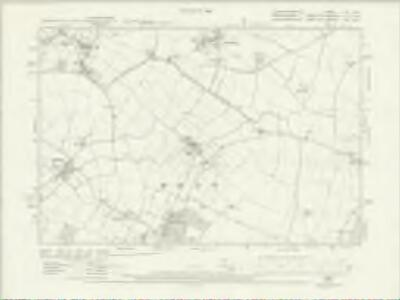 Northamptonshire XLI.NW - OS Six-Inch Map