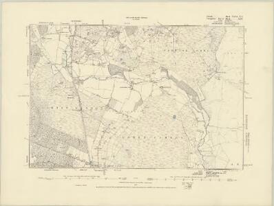 Dorset XXVI.NW - OS Six-Inch Map