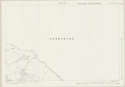 Derbyshire XIII.10 (includes: Harthill with Woodall; Killamarsh; Wales) - 25 Inch Map