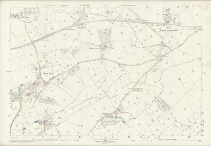 Herefordshire XVIII.1 (includes: Lyonshall; Pembridge) - 25 Inch Map