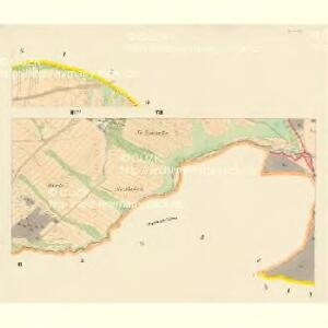 Bohonitz - c0319-1-007 - Kaiserpflichtexemplar der Landkarten des stabilen Katasters