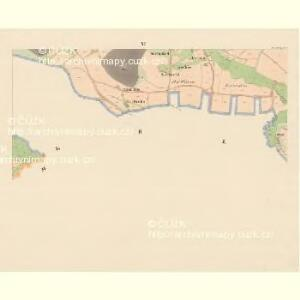 Roisching - c6520-1-006 - Kaiserpflichtexemplar der Landkarten des stabilen Katasters