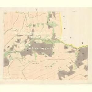 Altstadt (Stary Mesto) - m2861-1-004 - Kaiserpflichtexemplar der Landkarten des stabilen Katasters