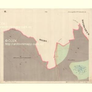 Innergefild - c2191-1-002 - Kaiserpflichtexemplar der Landkarten des stabilen Katasters