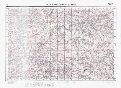 Lambert-Cholesky sheet 2663 (Buceş)