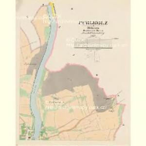 Purgholz - c6284-1-002 - Kaiserpflichtexemplar der Landkarten des stabilen Katasters