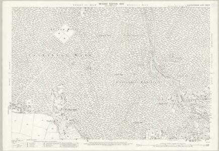 Gloucestershire XXXIX.11 (includes: Awre; West Dean) - 25 Inch Map