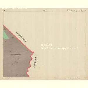 Fuchsberg - c4136-3-004 - Kaiserpflichtexemplar der Landkarten des stabilen Katasters