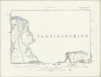 Pembrokeshire II.NE - OS Six-Inch Map