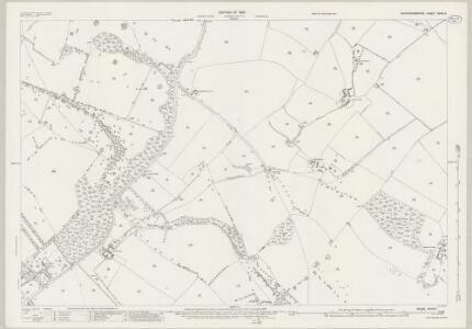 Buckinghamshire XXVIII.9 (includes: Waddesdon) - 25 Inch Map