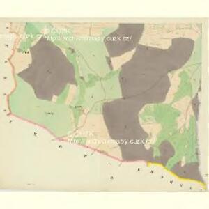 Berlau - c0498-1-002 - Kaiserpflichtexemplar der Landkarten des stabilen Katasters