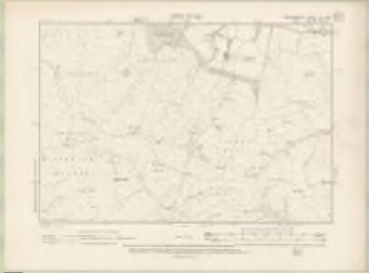 Peebles-shire Sheet XII.NW - OS 6 Inch map
