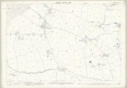 Essex (1st Ed/Rev 1862-96) L.16 (includes: Greenstead; Stanford Rivers) - 25 Inch Map