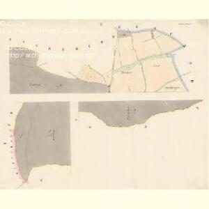 Stockau (Piwonka) - c5794-1-001 - Kaiserpflichtexemplar der Landkarten des stabilen Katasters