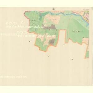 Schwarzbach (Czerny) - m0387-1-003 - Kaiserpflichtexemplar der Landkarten des stabilen Katasters