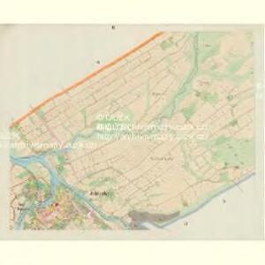 Jablunkau (Kablunkow) - m1011-1-002 - Kaiserpflichtexemplar der Landkarten des stabilen Katasters