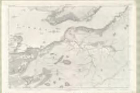 Ross and Cromarty Sheet CXVII - OS 6 Inch map