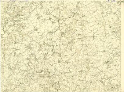 III. vojenské mapování 4453/3