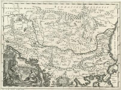 Tabula Veteris Pannoniae, Daciae et Illyrici
