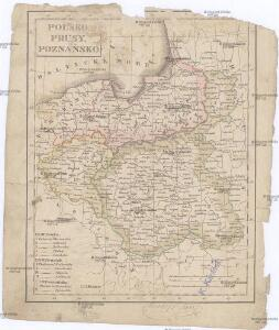 Polsko, Prusy, Poznáňsko [sic]