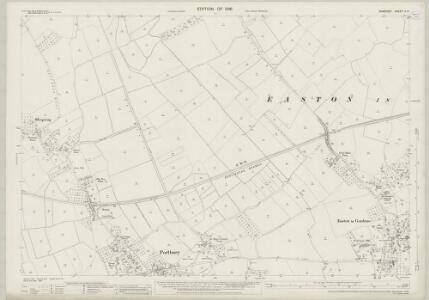 Somerset II.11 (includes: Easton In Gordano; Portbury) - 25 Inch Map