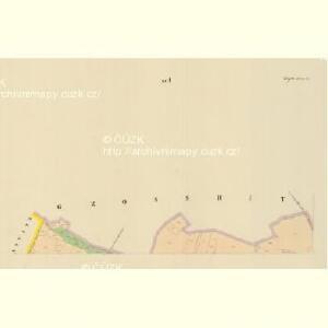 Hegna - c1806-1-005 - Kaiserpflichtexemplar der Landkarten des stabilen Katasters