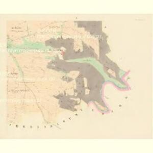 Kotschin (Kočin) - c3241-1-005 - Kaiserpflichtexemplar der Landkarten des stabilen Katasters