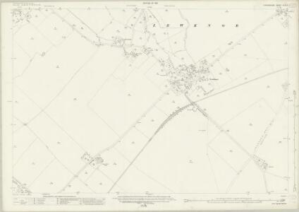 Oxfordshire XLVII.7 (includes: Aston Rowant; Lewknor; Shirburn; South Weston) - 25 Inch Map
