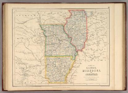 States Of Illinois, Missouri, And Arkansas.