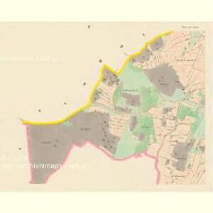 Wistersitz - c0719-1-002 - Kaiserpflichtexemplar der Landkarten des stabilen Katasters