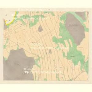 Dohle (Dalow) - m0412-1-004 - Kaiserpflichtexemplar der Landkarten des stabilen Katasters