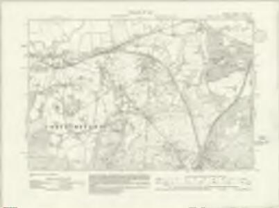 Dorset XXXIV.SE - OS Six-Inch Map