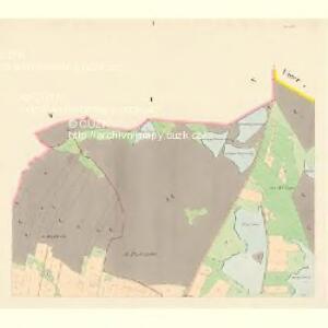 Hurek - c2430-1-001 - Kaiserpflichtexemplar der Landkarten des stabilen Katasters