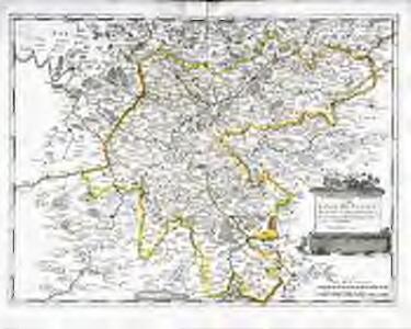 Gouvernement general de l'Isle de France, et pays circomvoisins