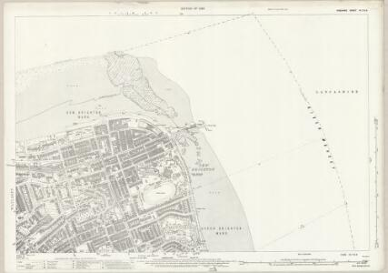 Cheshire VII.7 & 3 (includes: Bootle cum Linacre; Seaforth; Wallasey) - 25 Inch Map