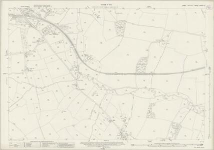 Essex (New Series 1913-) n XXXIII.12 (includes: Barnston; Great Dunmow; Little Dunmow) - 25 Inch Map
