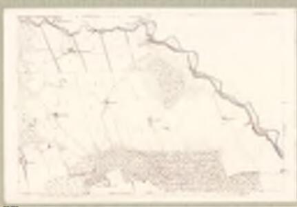 Perth and Clackmannan, Sheet LXXXV.1 (Monzie) - OS 25 Inch map