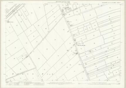 Lincolnshire CXXXIII.16 (includes: Pinchbeck) - 25 Inch Map