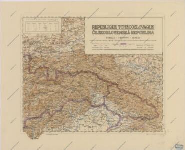 Republique Tchecoslovaque